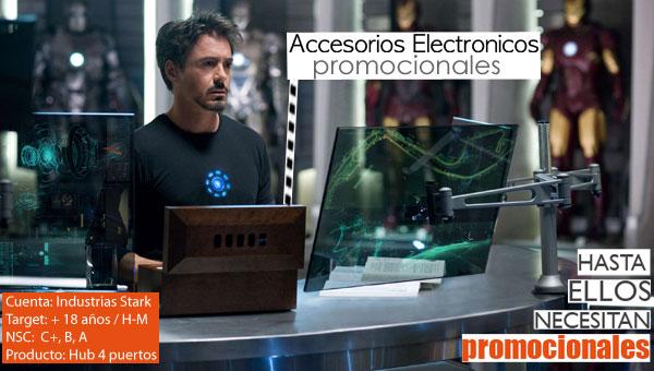 electronicos promocionales