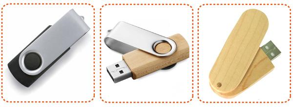USB Ecologicas USB promocional