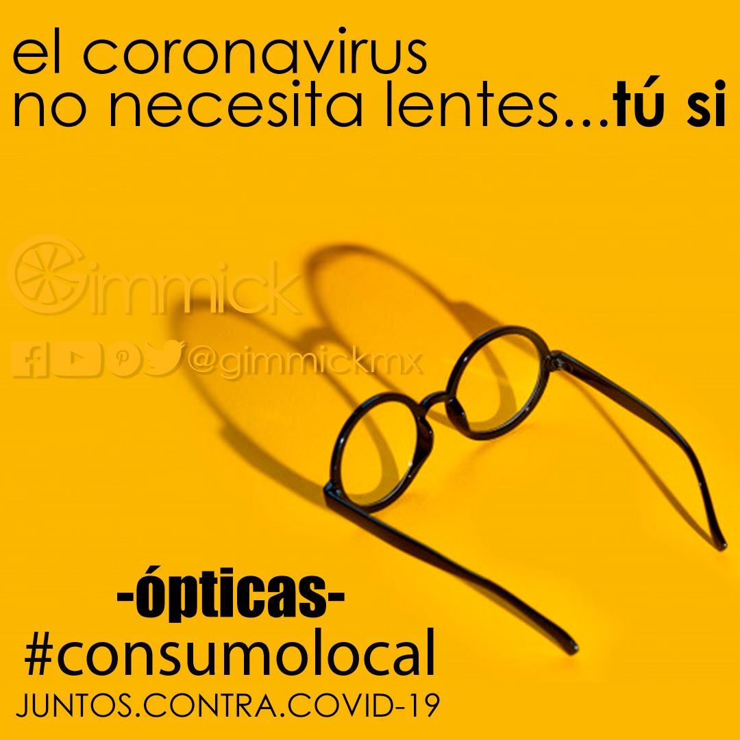 consumolocal Opticas COVID19