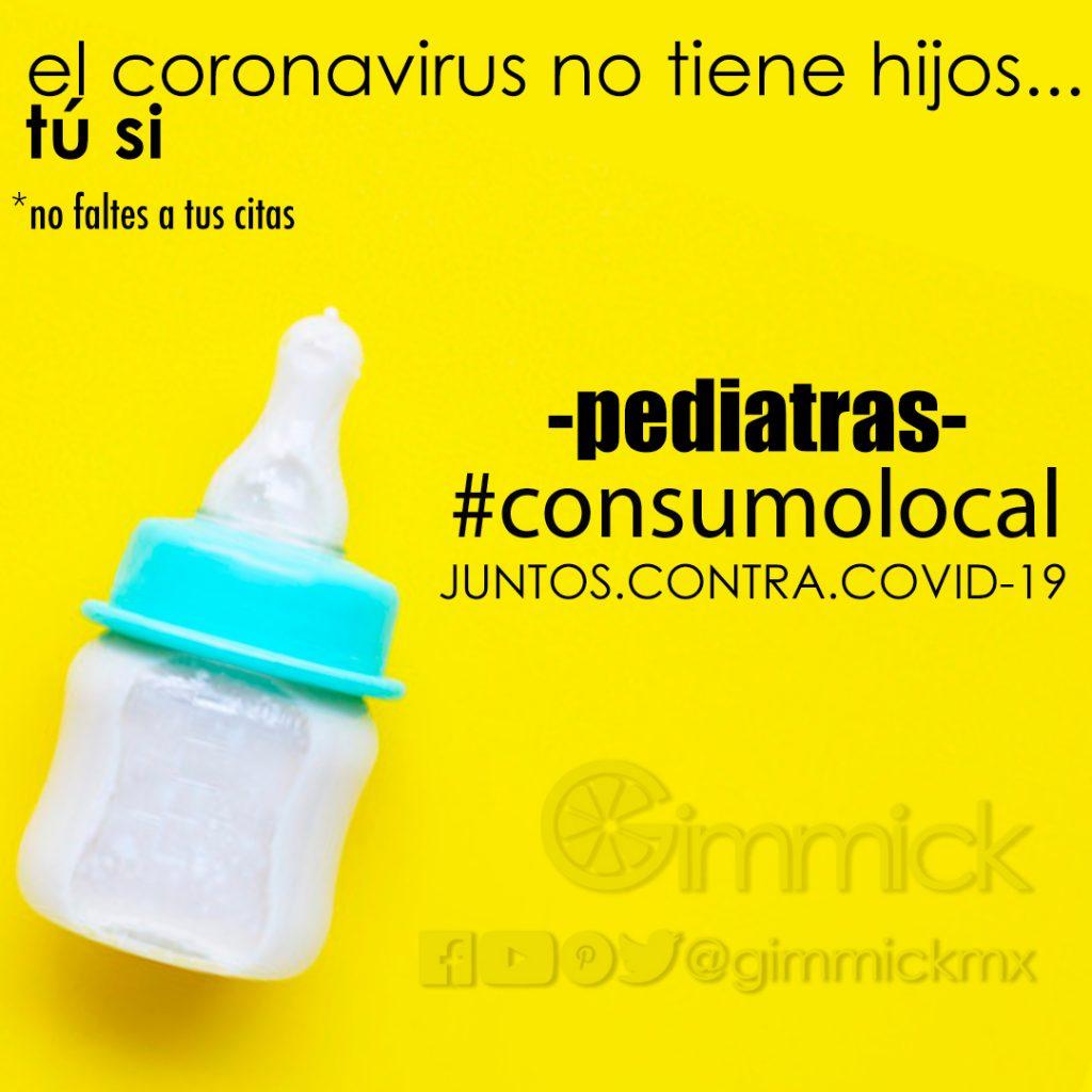 Consumo local pediatra