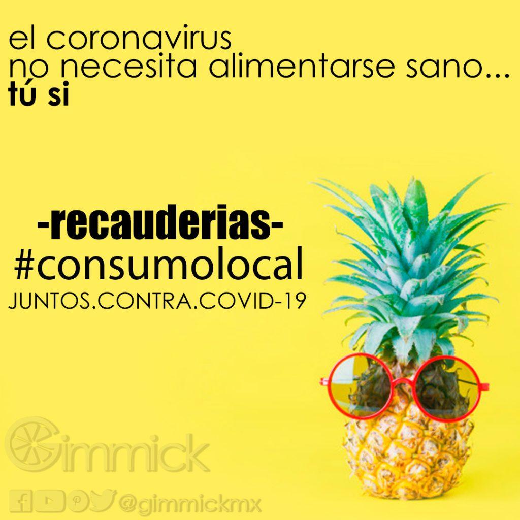 consume local recauderias