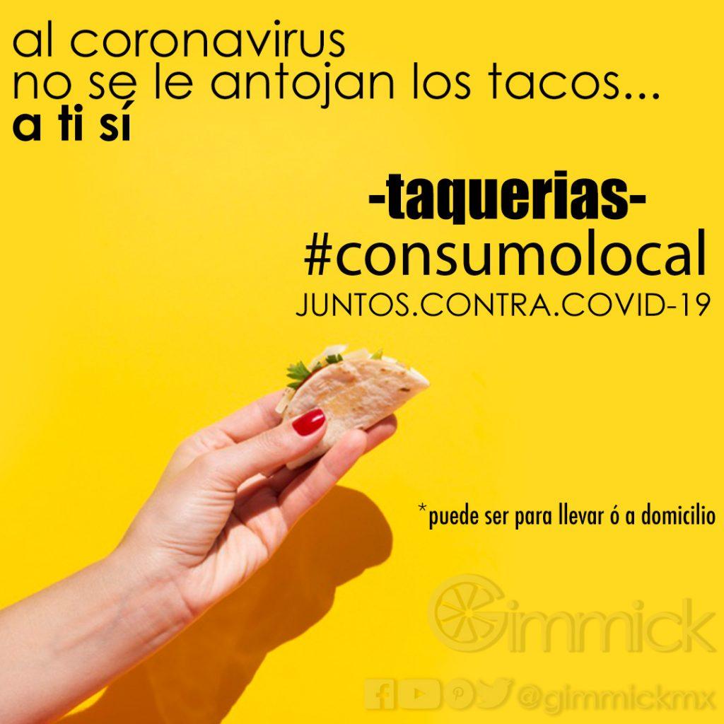 consumo local taquerias