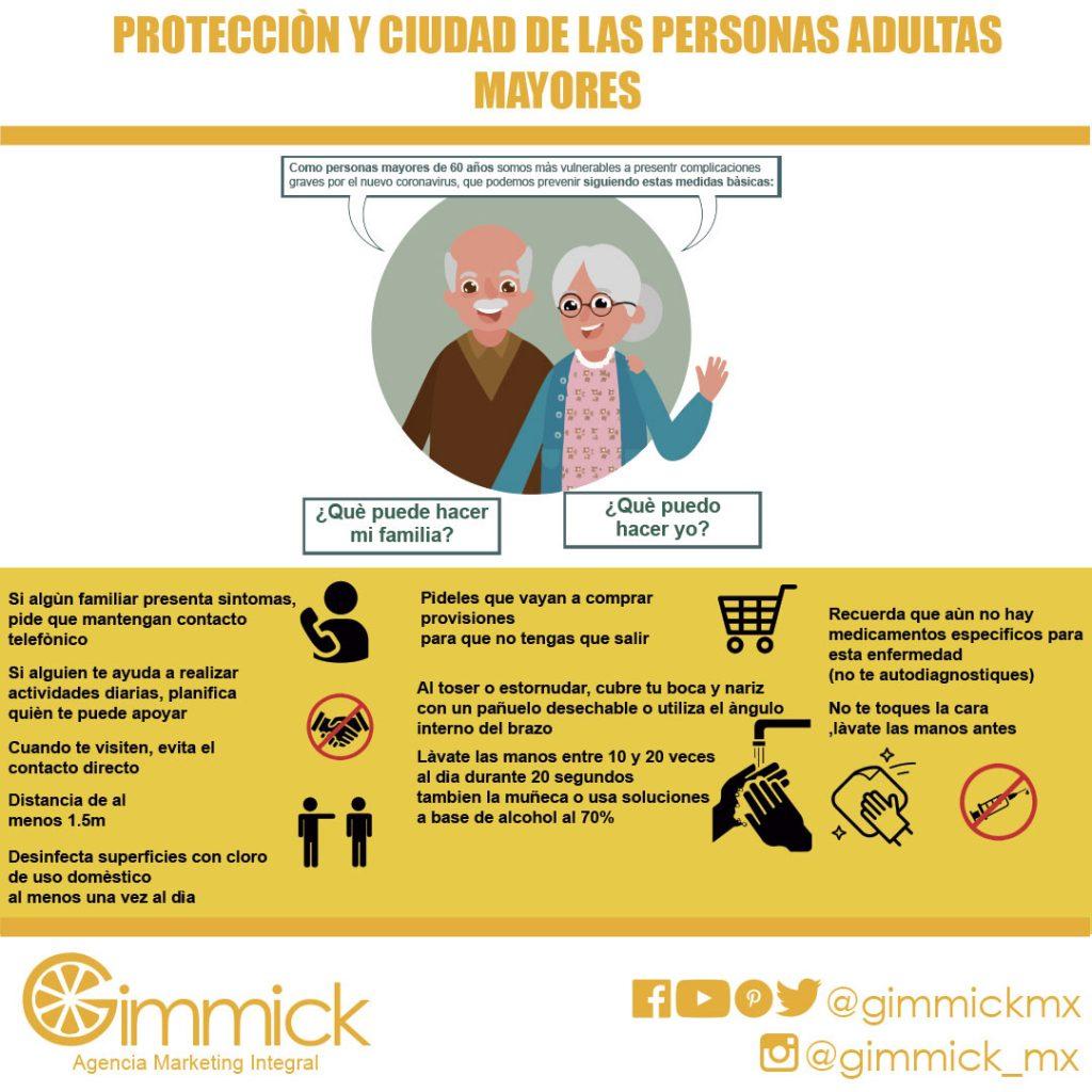adultos mayores vs COVID-19