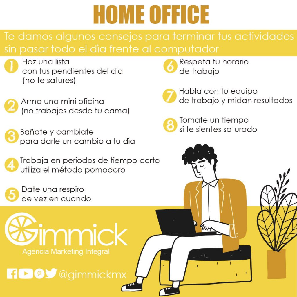 Home Office consejos