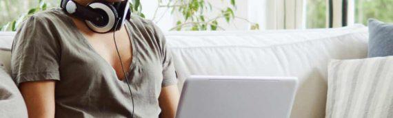 Prácticas recomendadas para trabajar desde casa