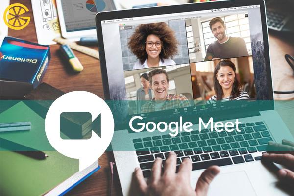 Google Meet para tu empresa GIMMICK