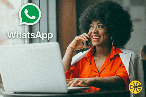 WhatsApp para reclutamiento GIMMICK