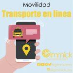 Transporte en línea