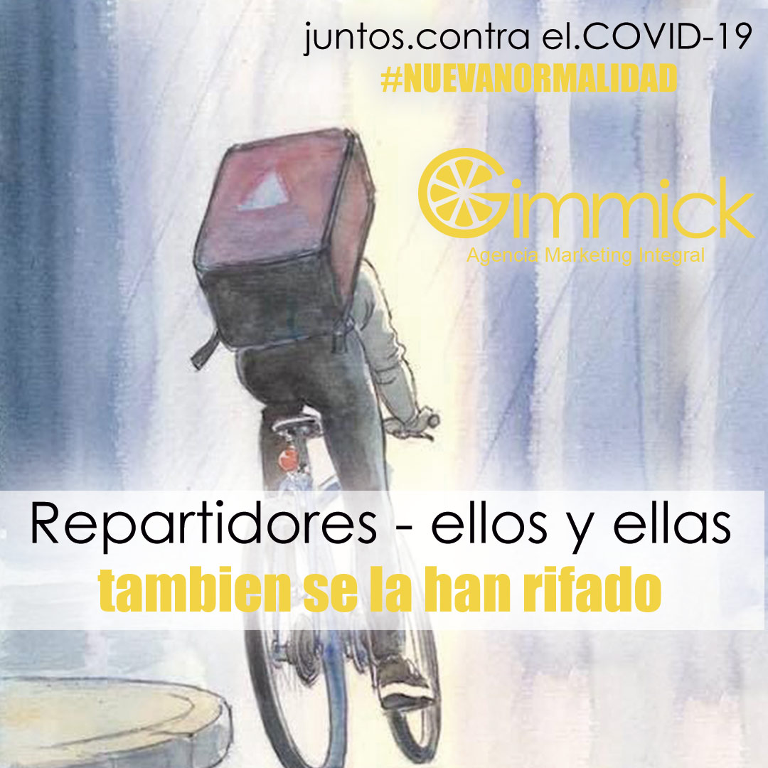 Repartidores-COVID-19