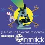 ¿Qué es un Keyword Research? Guía rápida