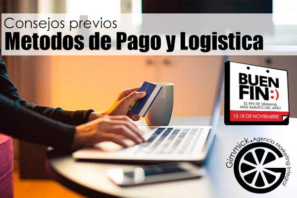Metodos de Pago y Logistica