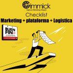 El Buen Fin (Checklist sobre Marketing, plataforma  y Logistica)