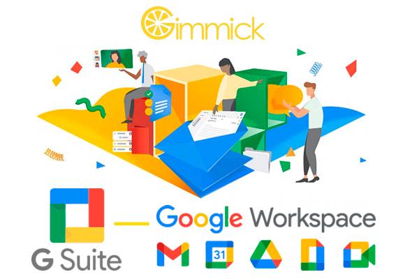 Gsuite a Google Workspace