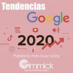 Tendencias 2020 Google-Las palabras más buscadas