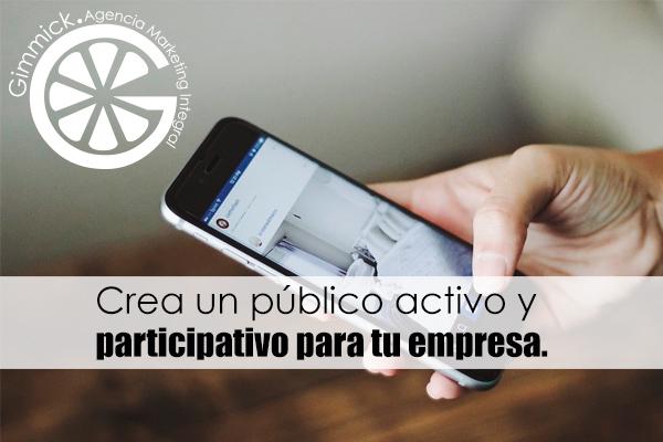 Publico activo para empresas