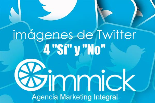 imágenes de Twitter