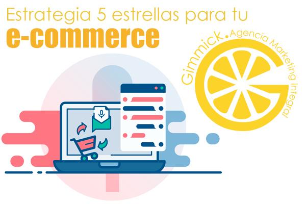 5 estrellas para tu e-commerce