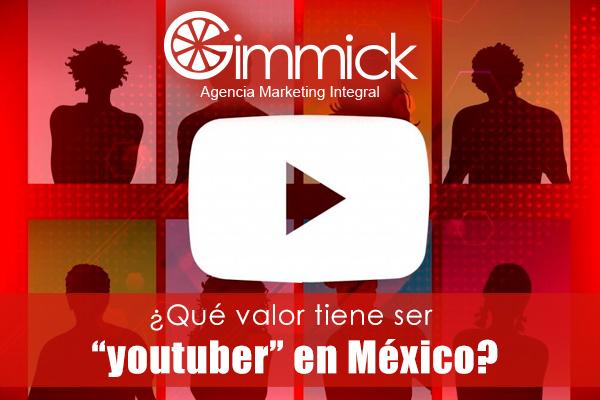 youtuber en México