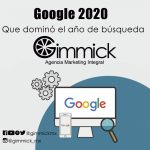 Que dominó el año de busqueda de Google 2020
