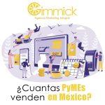 Cuantas PyMEs venden en línea en México?