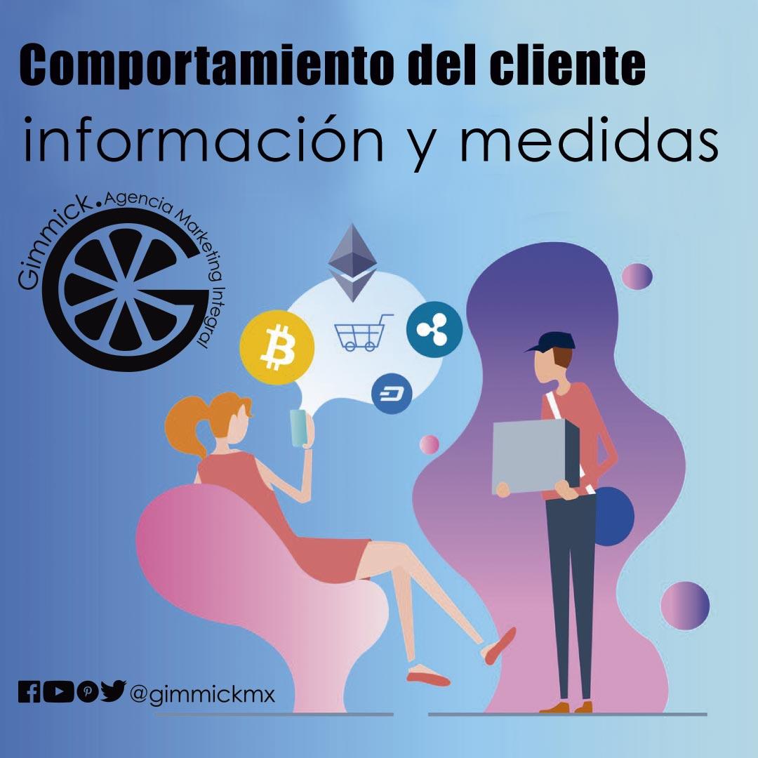 Obtenga información y tome medidas para cambiar el comportamiento del cliente