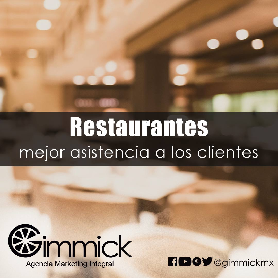 Como los restaurantes pueden asistir mejor a los clientes