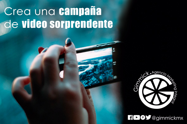 campaña de video sorprendente