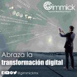 Es el momento de abrazar la transformacion digital