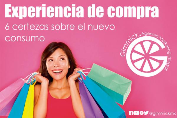 Experiencia de compras