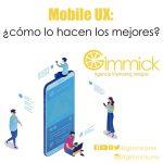 Mobile UX: ¿cómo lo hacen los mejores?