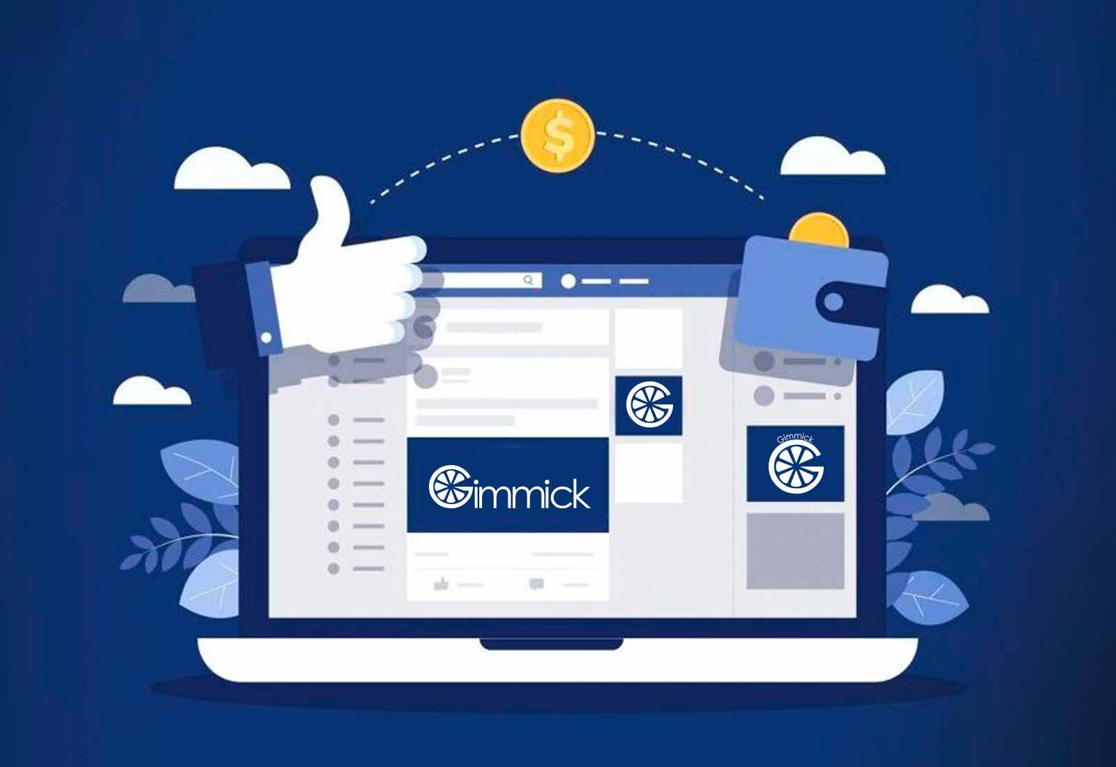 Agencia de FAcebook Gimmick