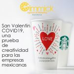 San Valentin COVID19, una prueba de creatividad para las empresas mexicanas