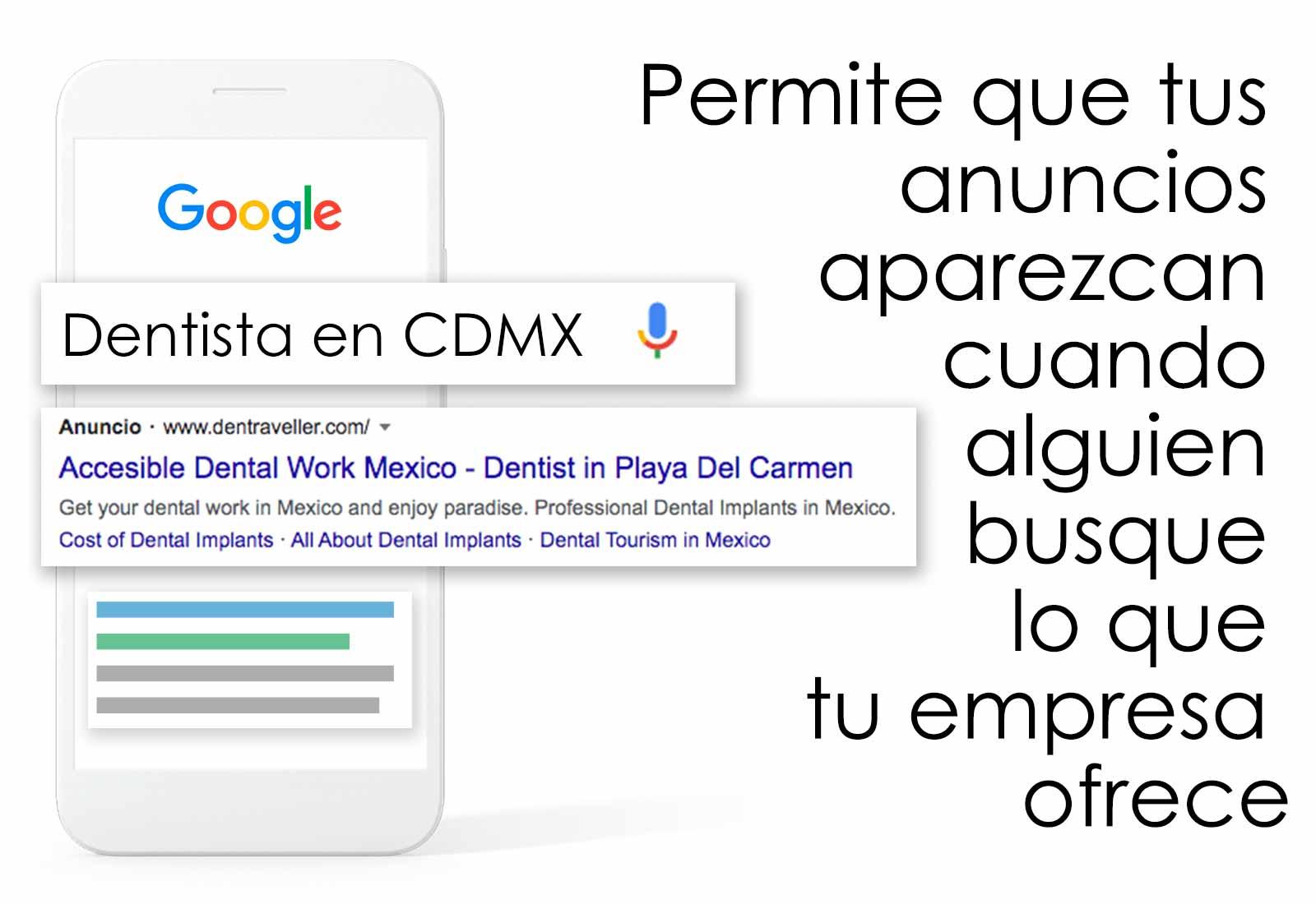 Google Ads dentistas