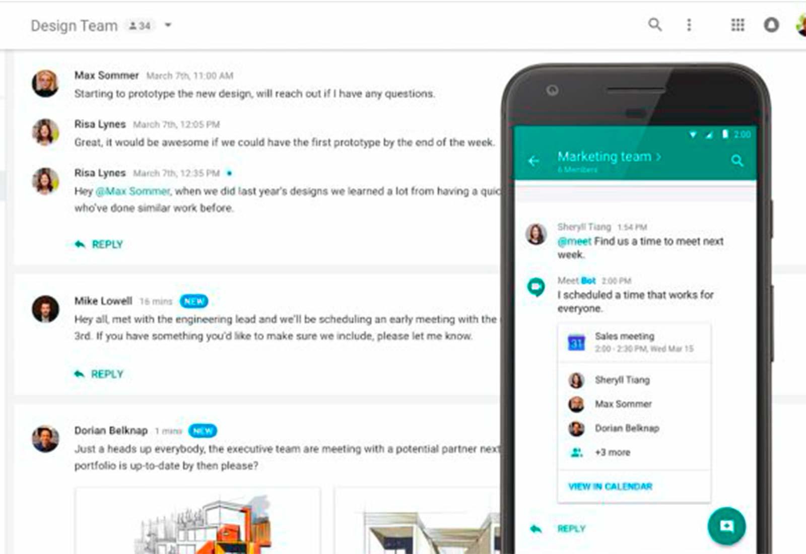 google workspace beneficios