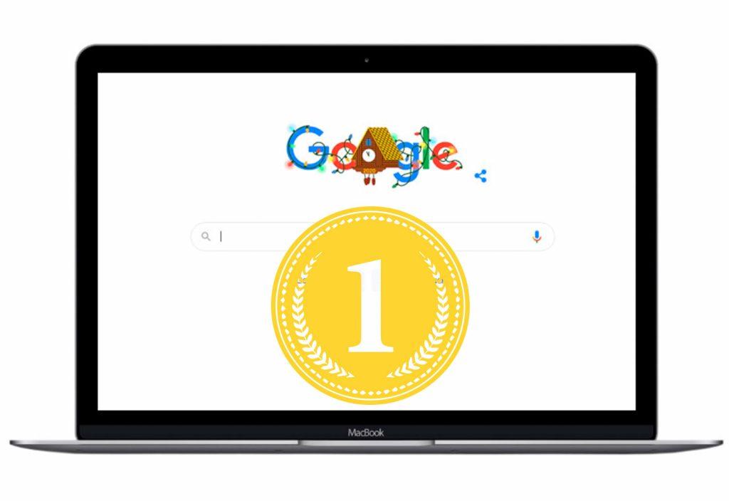 Tu empresa N1 en Google