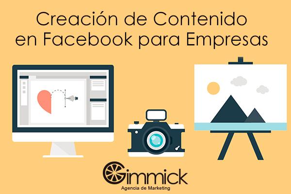 contenido para facebook