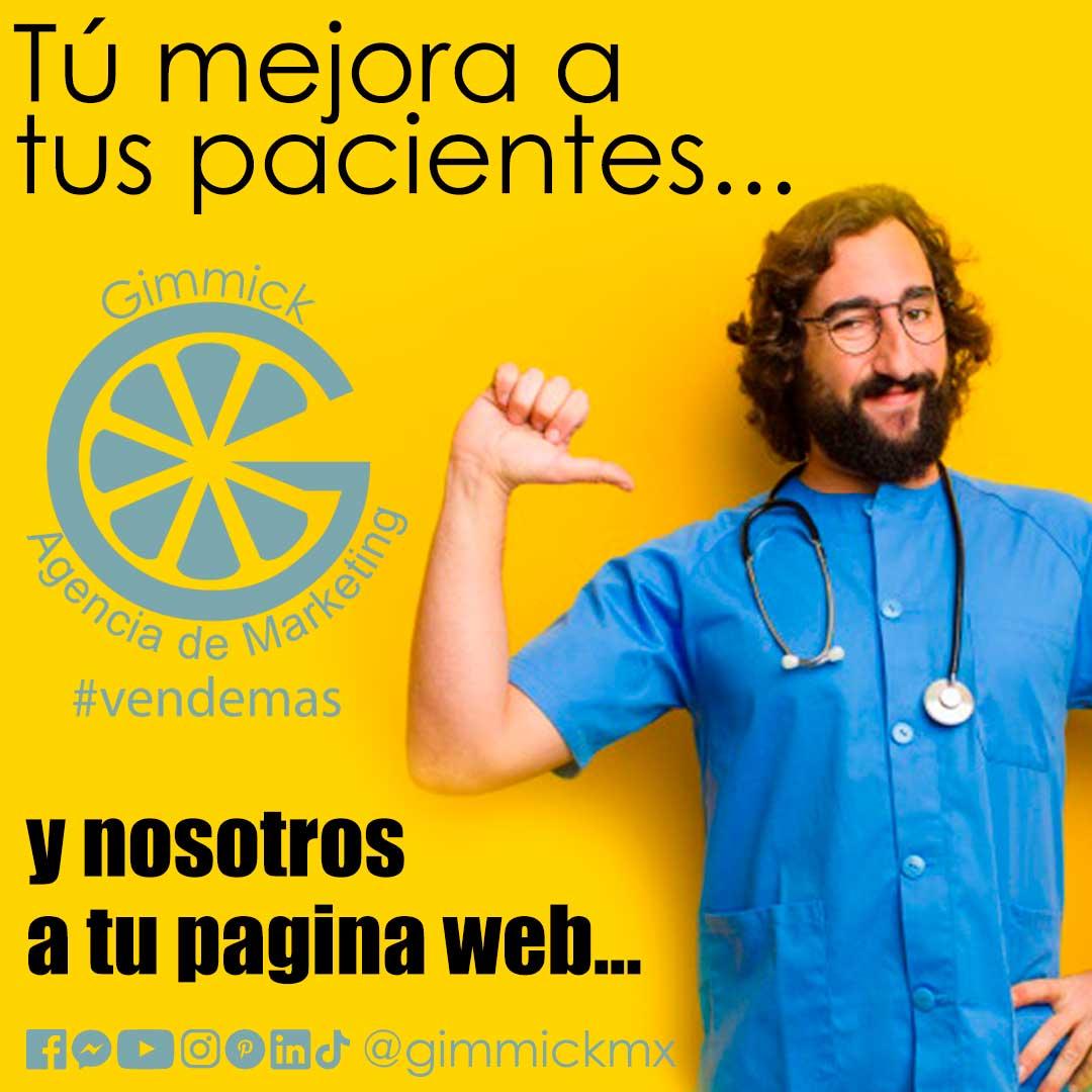 Paginas WEB para Medicos