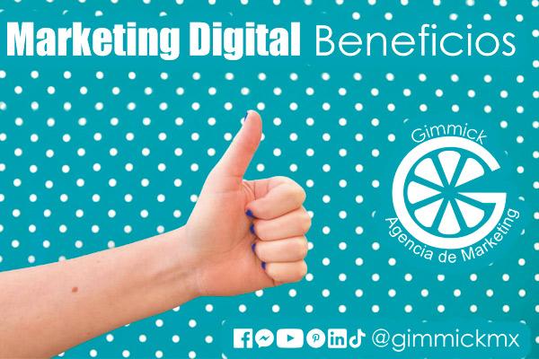 marketing digital beneficios