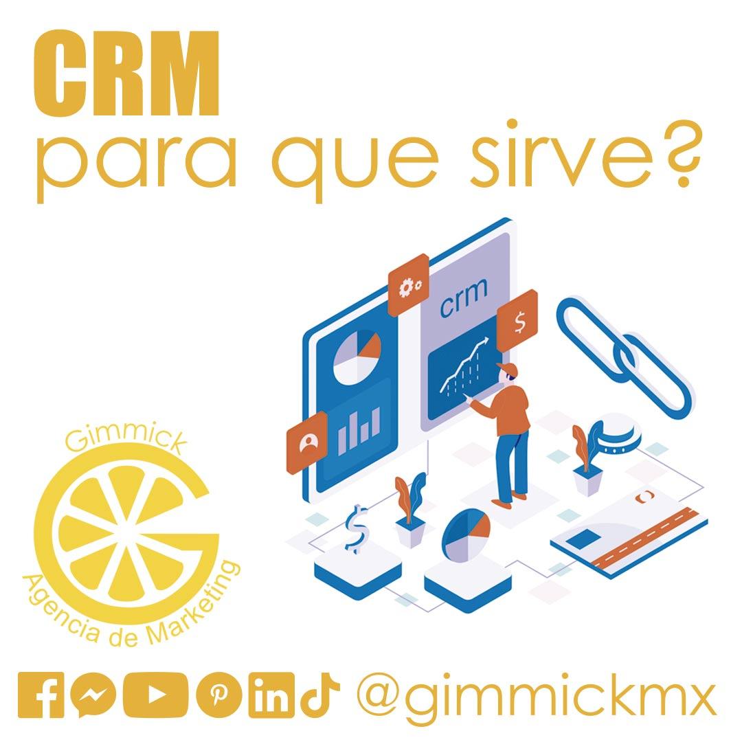 CRM para que sirve?
