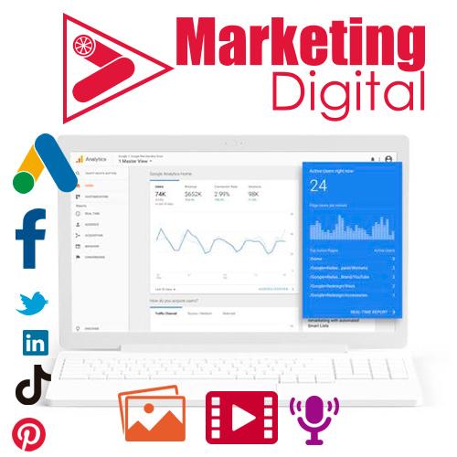 Marketing Digital para Empresas – Agencia Gimmick